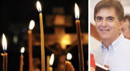 Θρήνος στα κοινωνικά δίκτυα για τον θάνατο του Γ. Καλέργη – «Γιατί ρε Γιώργο;»