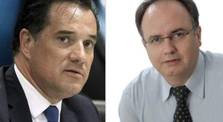 Μπασδάνης σε Άδωνι: Να γίνει «κούρεμα» μέρους των χρεών των επιχειρήσεων προς το Δημόσιο και τις τράπεζες