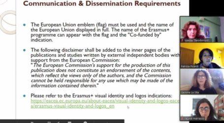 Τηλεδιασκέψεις ευρωπαϊκών προγραμμάτων στο 3ο Γυμνάσιο
