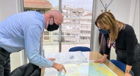 Μπίζιου: Τα ΕΛΤΑ στη σύγχρονη Ελλάδα – Συνάντηση με τον Περιφερειακό Διευθυντή Γ.  Μάκκα