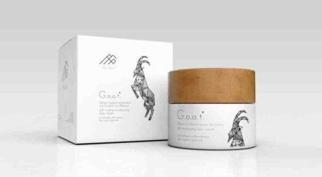 Καινοτόμα κρέμα από τη Βολιώτικη P for Pelion – Αντικατέστησε το νερό με βιολογικό γάλα κατσίκας!