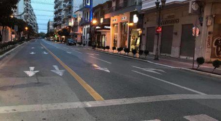Lockdown: Από τις 10 το βράδυ η απαγόρευση κυκλοφορίας – Παραμένουν τα SMS