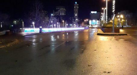 Λάρισα: Αναστάτωση προκάλεσε αυτοκίνητο που κινούταν στο αντίθετο ρεύμα στην γέφυρα του Αλκαζάρ