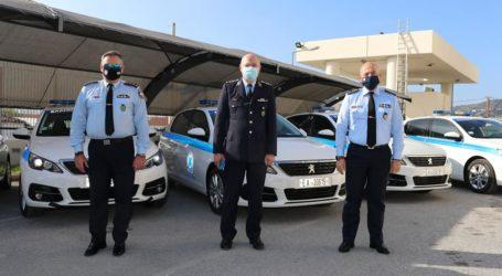 Αστυνομία: Έφτασαν στον Βόλο τα νέα περιπολικά