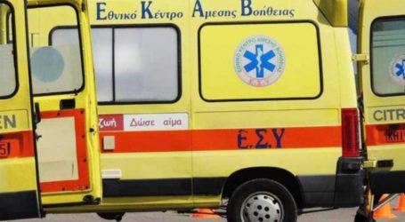 Βόλος: Έμεινε το ασθενοφόρο στον δρόμο για Κόρινθο και οι γιατροί επέστρεψαν με το ΚΤΕΛ…
