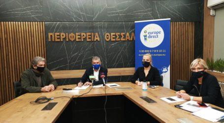 Ο Περιφερειάρχης Θεσσαλίας υπέγραψε τη σύμβαση της μελέτης για τον ανισόπεδο κόμβο Σέσκλου