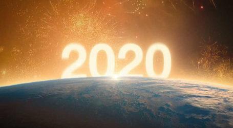 Το βίντεο της χρονιάς: To 2020 μέσα σε 4 λεπτά