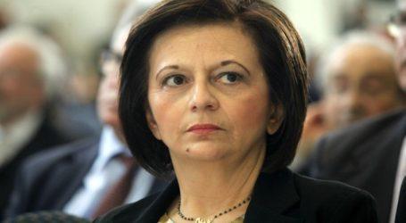 Σύσκεψη φορέων για το Δικαστικό Μέγαρο ζητά η Μ. Χρυσοβελώνη
