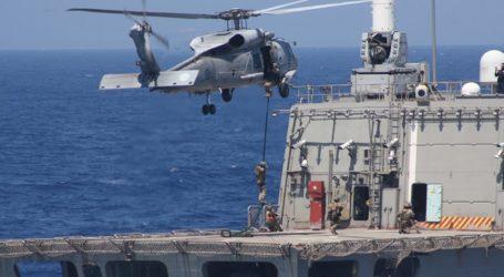 Μήνυμα σταθερότητας στη Μεσόγειο οι ασκήσεις Ελλάδας-Ιταλίας-Γαλλίας-Κύπρου