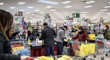 Ανάπτυξη 8,4% της συνολικής αγοράς των σούπερ μάρκετ κατά το πρώτο δεκάμηνο του έτους