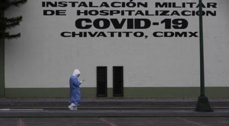 825 θάνατοι το τελευταίο 24ωρο στο Μεξικό