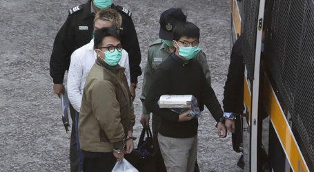 Ποινές φυλάκισης επιβλήθηκαν σε τρεις ακτιβιστές υπέρ της δημοκρατίας