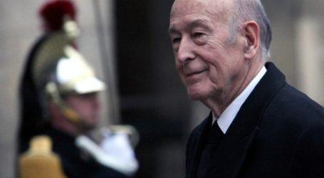 Πέθανε ο πρώην πρόεδρος Βαλερί Ζισκάρ ντ' Εστέν