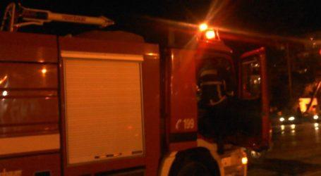Δύο νεκροί από πυρκαγιά μέσα στο σπίτι τους