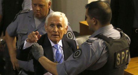 Ισόβια κάθειρξη επιβλήθηκε για όγδοη φορά σε διαβόητο βασανιστή της χούντας