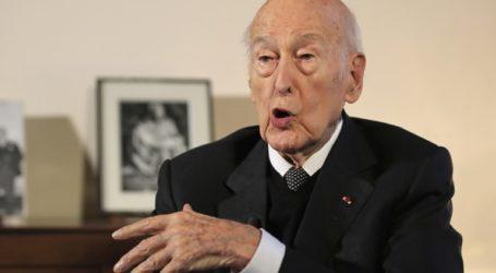Ημέρα εθνικού πένθους στη Γαλλία στη μνήμη του Βαλερί Ζισκάρ ντ' Εστέν