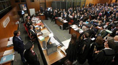Μαζική δίκη για εκατοντάδες φερόμενα μέλη της μαφιόζικης οργάνωσης Ντραγκέτα
