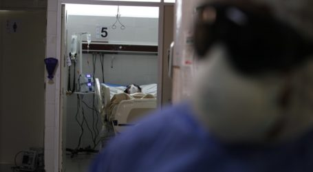 608 θάνατοι το τελευταίο 24ωρο στο Μεξικό
