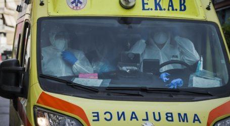 Άνδρας 72 ετών νεκρός σε τροχαίο στη Θεσσαλονίκη