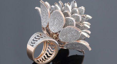 Δαχτυλίδι με 12.638 διαμάντια στο βιβλίο των ρεκόρ Γκίνες