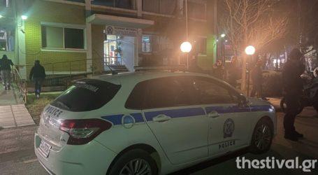 Ταυτοποιήθηκαν δύο άτομα για την επίθεση με μολότοφ στο Α.Τ. Θερμαϊκού