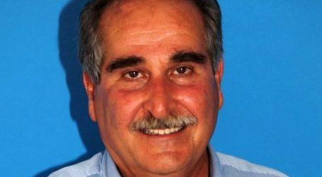 Πέθανε ο δήμαρχος Φούρνων Κορσεών, Γιάννης Μαρούσης