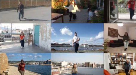 «Ζορμπάς καραντινάτος» από τον χορευτικό Σύλλογο Θεσσαλονίκης η «Ήπειρος»