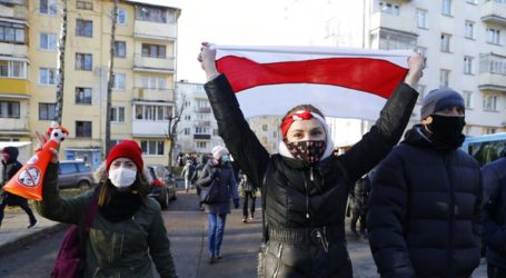 Λευκορωσία: Νέες αντικυβερνητικές διαδηλώσεις