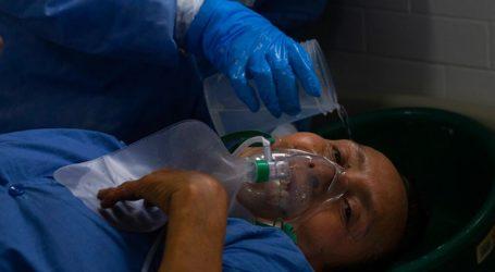 7.455 κρούσματα και 261 θάνατοι εξαιτίας της COVID-19 σε 24 ώρες