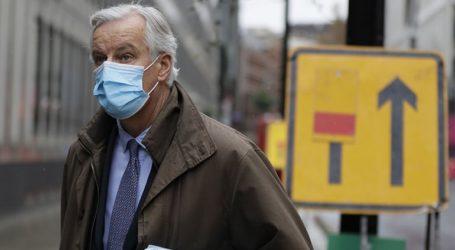 Ο Μ. Μπαρνιέ δηλώνει «μάλλον απαισιόδοξος» για τις προοπτικές επίτευξης συμφωνίας με τη Βρετανία