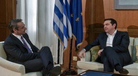 Σήριαλ με τις ανακοινώσεις ΝΔ και ΣΥΡΙΖΑ για τη «βίλα» του Τσίπρα στη Λαυρεωτική