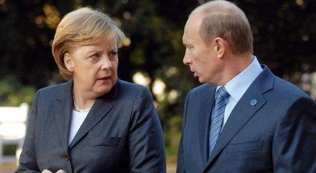 Πούτιν και Μέρκελ συνομίλησαν για το Ναγκόρνο Καραμπάχ και την Ανατολική Ουκρανία