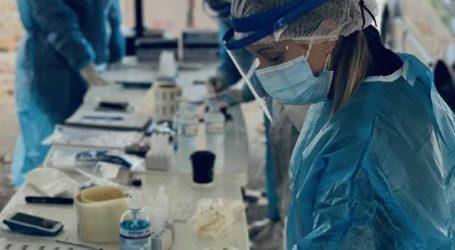 Σε 537 rapid test του ΕΟΔΥ στη χώρα βρέθηκαν 19 κρούσματα Covid-19