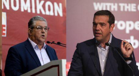 Πυρά ΣΥΡΙΖΑ και ΚΚΕ σε Μητσοτάκη για τη πανδημία: «Φαρισαϊσμός» και «υποκριτική αυτοκριτική»