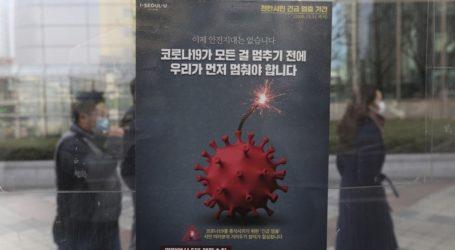 Αύξηση των κρουσμάτων κορωνοϊού στη Νότια Κορέα