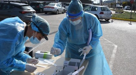 Κλιμάκιο του ΕΟΔΥ στον Δενδροπόταμο για δωρεάν rapid tests