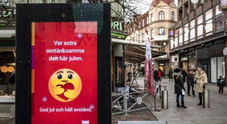 Η Σουηδία κατέγραψε 18.820 νέα κρούσματα Covid-19 από την Παρασκευή