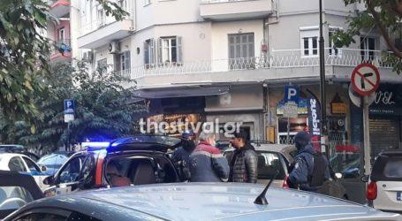 Θύμα ξυλοδαρμού επίδοξος διαρρήκτης στο κέντρο της Θεσσαλονίκης