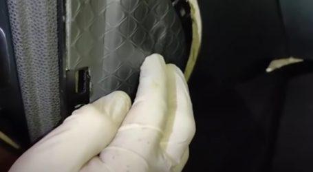 Ηλεκτρική κρύπτη στο πολυτελές τζιπ ναρκέμπορου