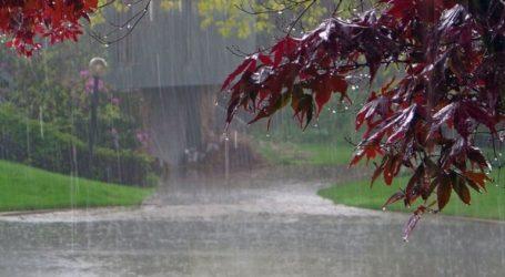 Χειμωνιάτικος καιρός με βροχές και καταιγίδες