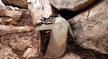 Βρέθηκε κράνος αρχαίου Έλληνα πολεμιστή στην Κροατία