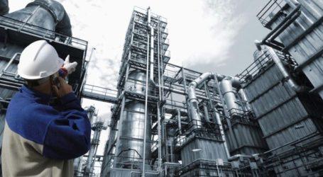 Μείωση 3,7% παρουσίασε ο δείκτης βιομηχανικής παραγωγής τον Οκτώβριο
