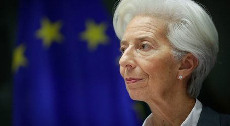 ΕΚΤ: Αμετάβλητα τα επιτόκια – Αυξάνει το QE κατά €500 δισ.