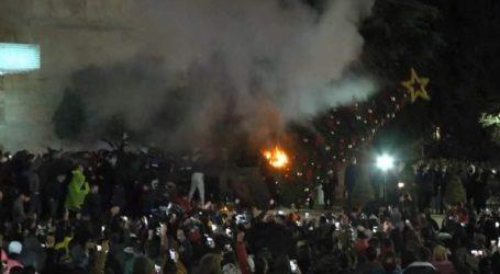 Διαδηλώσεις στην Αλβανία μετά τη δολοφονία 25χρονου