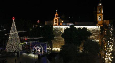 Χωρίς την παρουσία πιστών η χριστουγεννιάτικη λειτουργία στη Βηθλεέμ