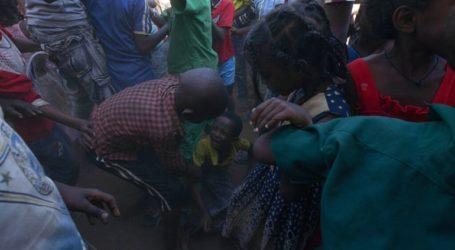 Η κυβέρνηση διαψεύδει ότι εμποδίζει την παροχή ανθρωπιστικής βοήθειας στο Τιγκράι