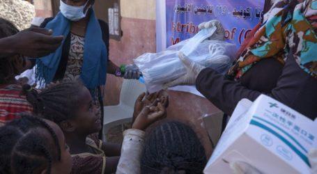 Έφτασε στο Τιγκρέ ΜΚΟ για ανθρωπιστική βοήθεια