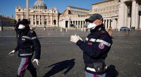 Η Ιταλία καταγράφει τον μεγαλύτερο αριθμό θανάτων από COVID-19 στην Ευρώπη