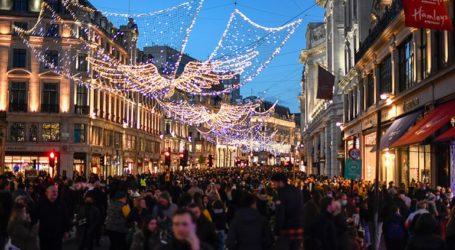 Συνωστισμός στους εμπορικούς δρόμους του Λονδίνου – Οι ειδικοί «κρούουν τον κώδωνα»