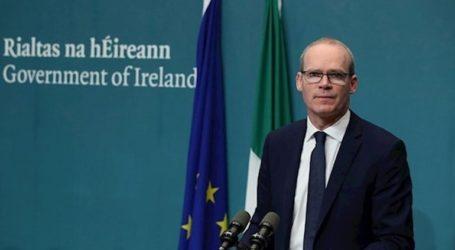 """""""Καλό σημάδι"""", χαρακτήρισε ο Ιρλανδός ΥΠΕΞ την ανακοίνωση για συνέχιση των συνομιλιών"""